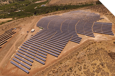 PMGD Fotovoltaico
