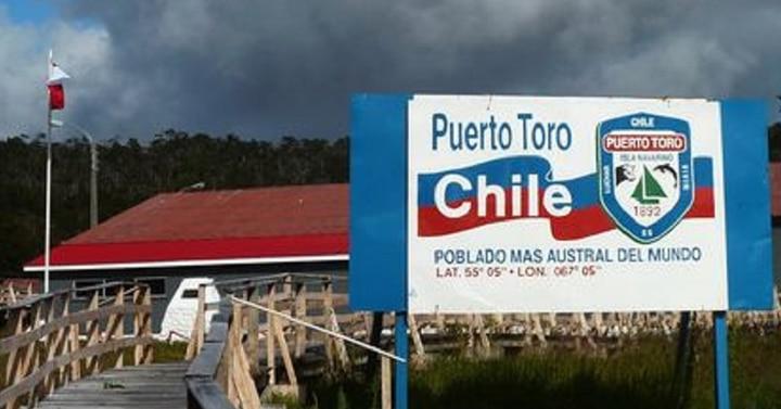 Puerto Toro web